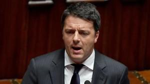 Renzi posa a l'aguait Europa amb la seva continuïtat en l'aire