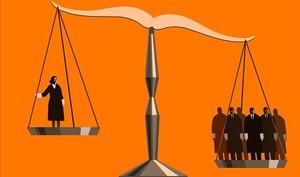 Las mujeres y el Constitucional