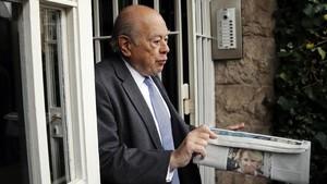 Jordi Pujol, hospitalitzat per una forta pneumònia