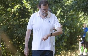 La Policia Nacional denuncia Rajoy per saltar-se la quarantena