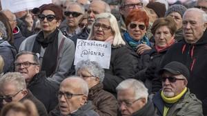 Les pensions i la campanya electoral
