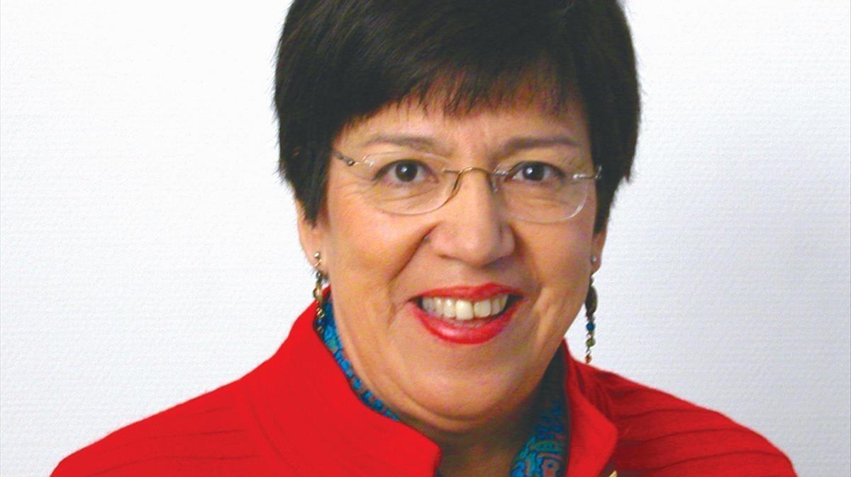 La investigadora colombiana Nubia Muñoz.