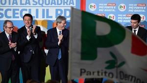 L'esquerra italiana s'encamina cap a la derrota per la seva divisió
