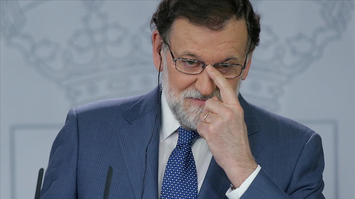 Rajoy publica el 3 de desembre el seu llibre sobre la seva etapa com a president del Govern