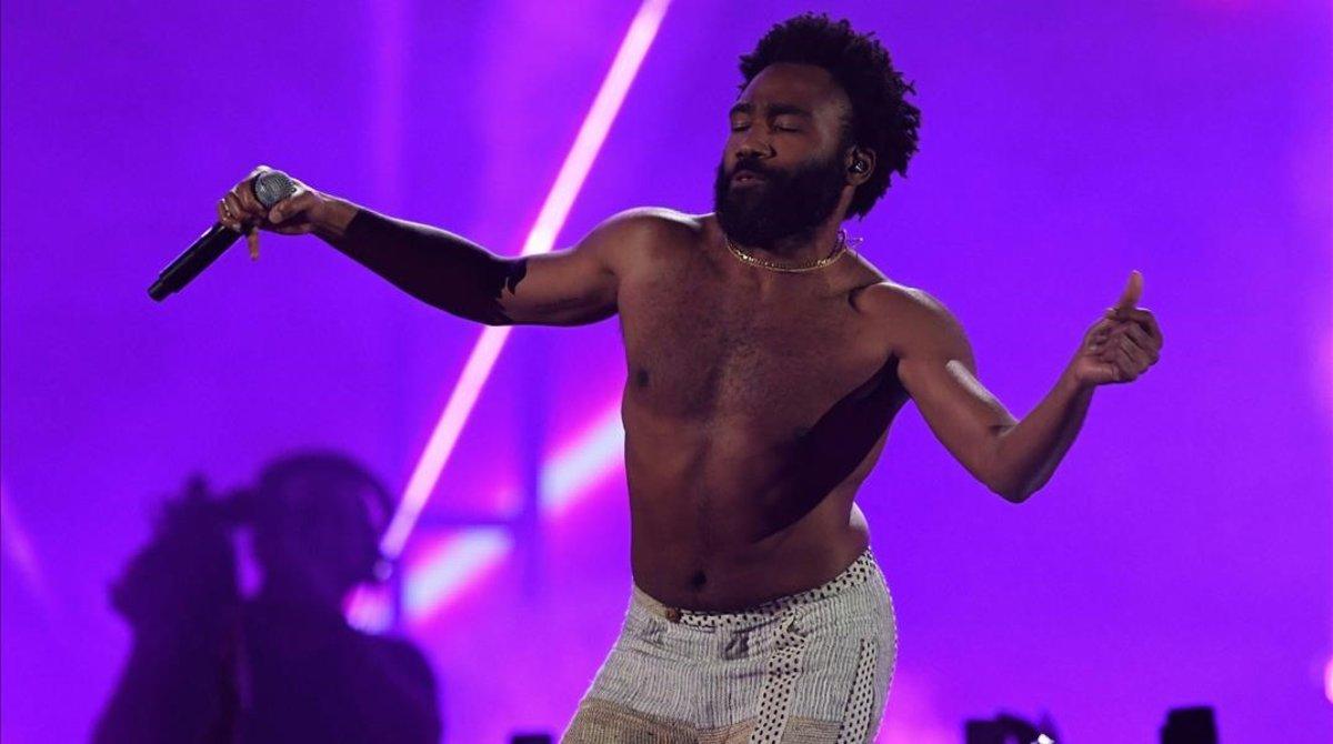 Raperos que plantan cara a los Grammy