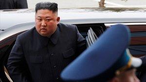 Corea de Nord manté els seus exercicis militars i llança dos míssils balístics
