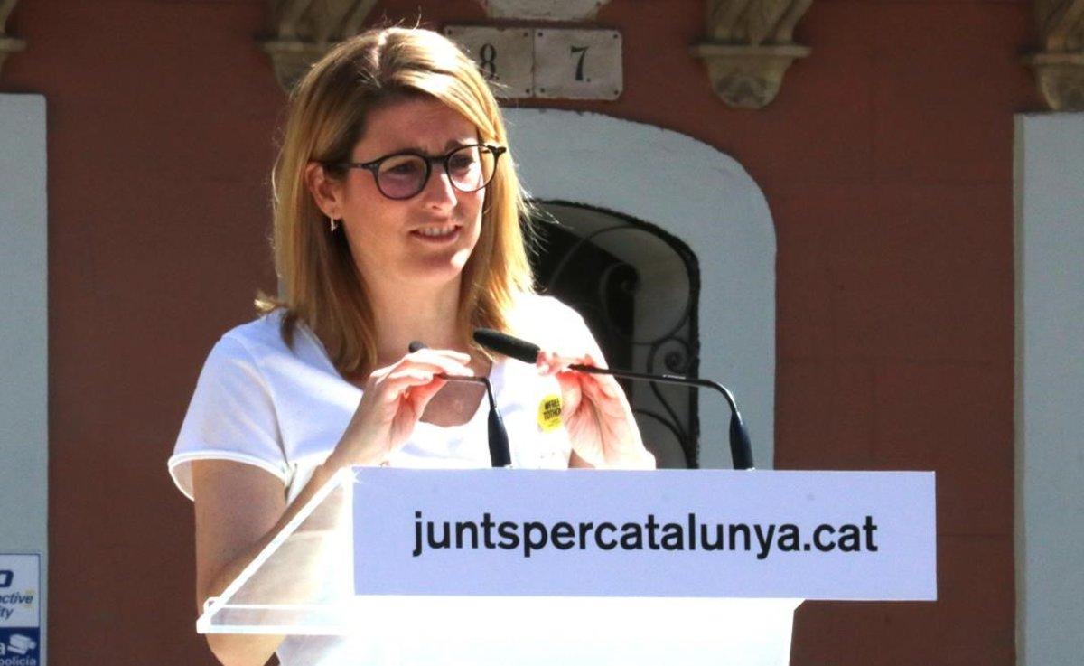 JxCat pressiona ERC per pactar el pla fins a les urnes