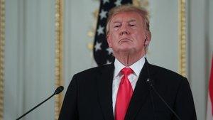 L'agenda proteccionista i populista de Trump marca el seu vuitè viatge a Europa