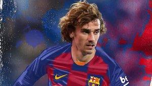Griezmann paga la clàusula de rescissió i ja és jugador del Barça