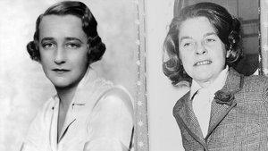 Lillian Hellman y Mary McCarthy.