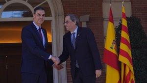Últimas noticias de Catalunya y España: Primera reunión de la mesa de diálogo | DIRECTO