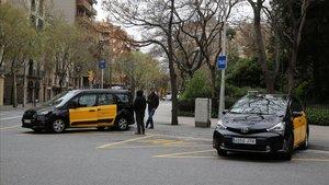 Els taxistes es poden negar a acceptar clients sense mascareta