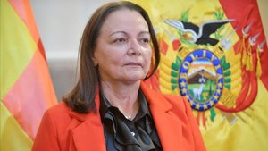 La titular de Salut de Bolívia, setena ministra contagiada de Covid