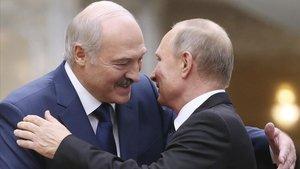 La Unió Europea rebutja reconèixer Lukaixenko com a president