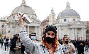 Itàlia decretarà el toc de queda a tot el país