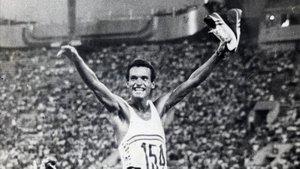 Mor Jordi Llopart, primer medallista olímpic de la història de l'atletisme espanyol