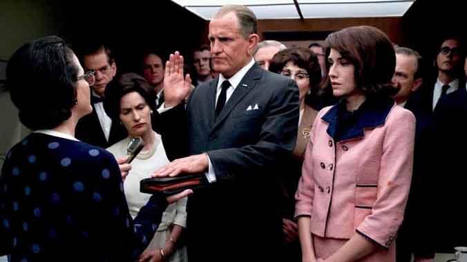 'A la sombra de Kennedy': un president poc popular
