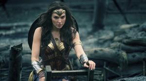 Gal Gadot, en una escena de Wonder Woman.