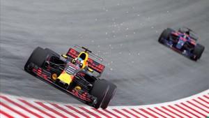 Daniel Ricciardo ha logrado más adelantamientos que nadie en 2017