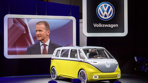 El nuevo Volkswagen I.D. Buzz