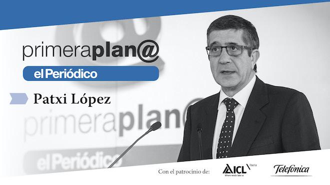 Patxi López: «És immoral fer càlculs polítics en aquest moment»