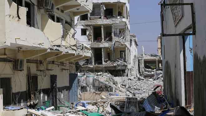 Una trentena de morts en un atemptat gihadista contra un hotel a Mogadiscio