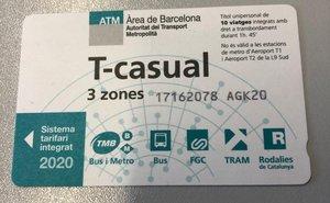 Mataró, que actualmente forma parte de la zona tarifaria tres, solicita pasar a la zona dos para acabar con los actuales agravios comparativos con los municipios del área metropolitana.
