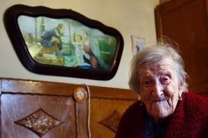 Emma Morano, la mujer más anciana del mundo, ha fallecido a los 117 años.