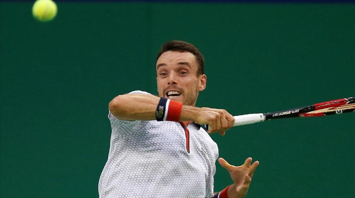 Bautista dóna el cop al batre Djokovic a les semifinals de Xangai