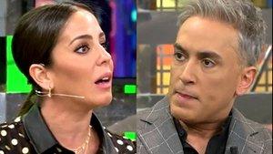 """Anabel Pantoja estalla con Kiko Hernández por meterse con su físico: """"No aplasto a nadie"""""""