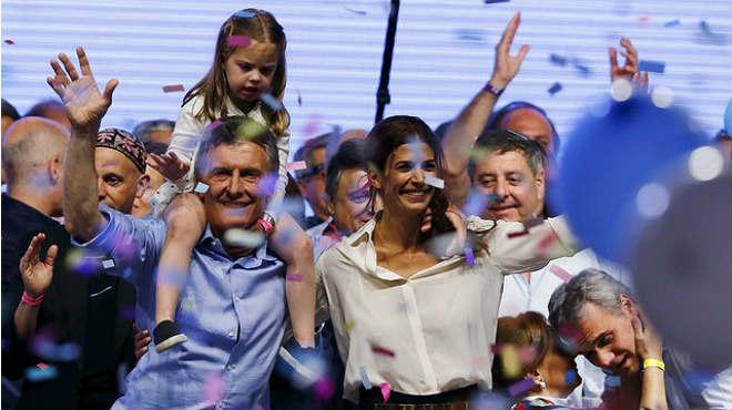 Mauricio Macri es el nuevo presidente del país.