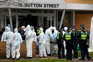 Tras el brote de la pandemia, el Gobierno australiano impuso una serie de restricciones y ordenó el cierre de negocios.