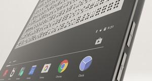 Blitab, la primera tableta creada específicamente para invidentes.