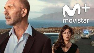 Cartel promocional de Hierro, la nueva serie de Movistar +.