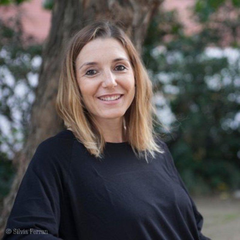 Casandra Garcia, candidata de Sumem Esquerres a Parets.