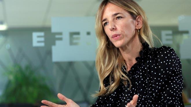 Álvarez de Toledo: el PP només s'abstindria en una investidura de Sánchez «si deixa de ser Sánchez».