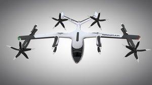 Hyundai y Uber impulsarán un servicio de taxi aéreo
