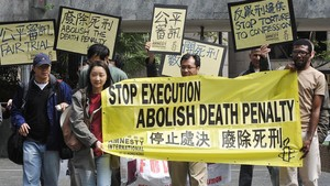 China encabeza el país con más ejecuciones en Asia.