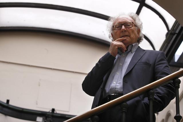 El científic, presentador i escriptor Eduard Punset.