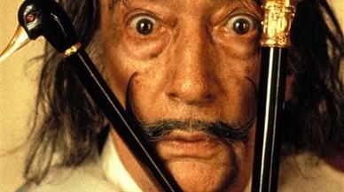 Dalí y la doble hélice