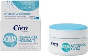 La crema hidratante Cien de Lidl.