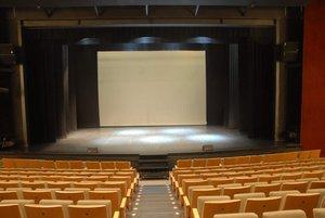 Teatre Sagarra, en Santa Coloma de Gramenet.