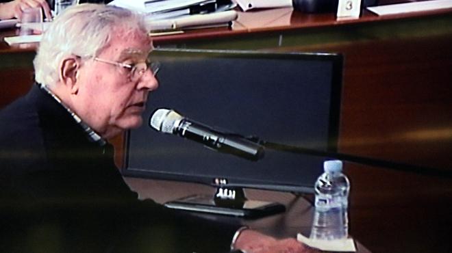 """Jordi Montull: """"Les comissions van passar del 3% al 4% perquè CDC volia més diners"""""""