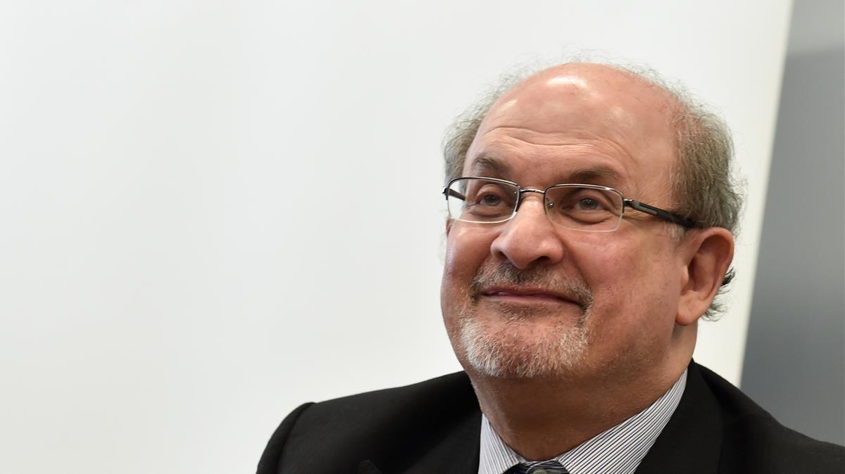 Salman Rushdie vs. Donald Trump: la veu del ventríloc