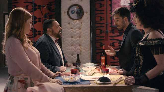 'El intercambio': una comedia para bajar la líbido
