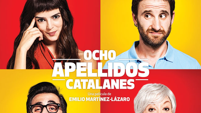 Tráiler de Ocho apellidos catalanes.