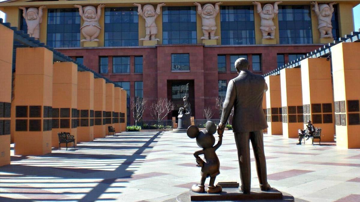 Estudios Disney en California
