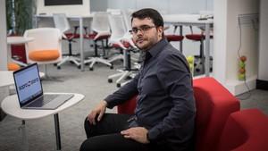 Daniel Rodríguez: «Recomano al 100% fer un Erasmus»