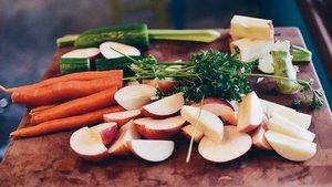 El secreto para preparar recetas sanas en poco tiempo