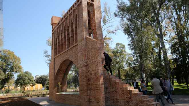 Ressuscitada una de les primeres obres de Gaudí